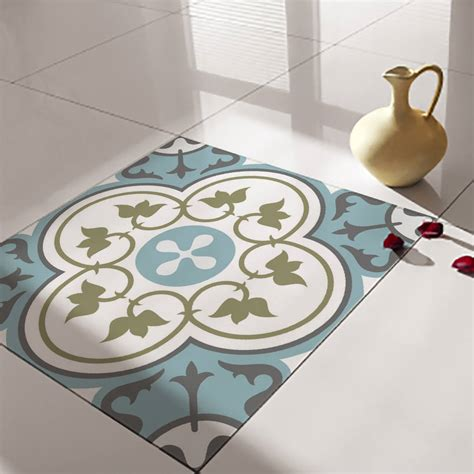 tile decals kitchenbathroom tiles vinyl wall floor