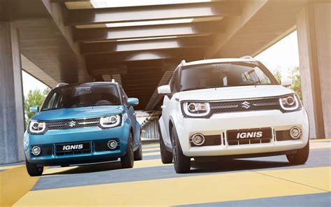 Suzuki Jimny 4k Wallpapers by Wallpapers Suzuki Ignis 4k 2018 Cars