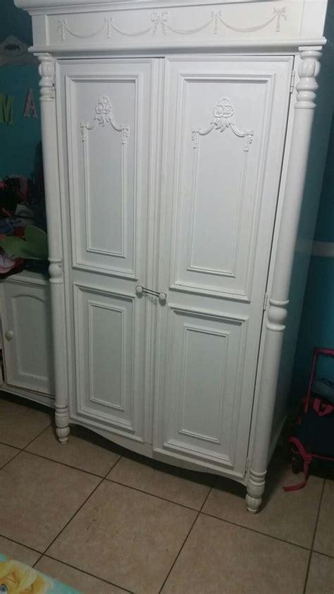 Armoire Closet White by America Armoire Closet White For Sale In