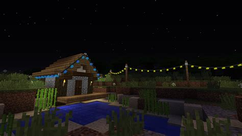 fairy lights mod  minecraft  mod minecraftnet