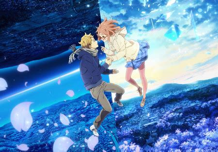 Anime Streaming In Japan Hidive Streams Beyond The Boundary Anime Films News