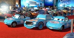 Mia Auto : dan the pixar fan cars dinoco mia and tia ~ Gottalentnigeria.com Avis de Voitures
