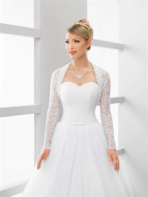 Dress Elastic Tulle Lace Bridal Cover Up 2694441 Weddbook