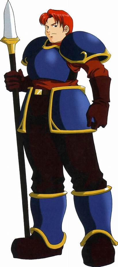 Roger Shadow Dragon Blade Emblem Fire Names