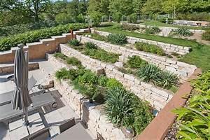 Terrasse Am Hang : hangbepflanzung steil google suche ideas for the house ~ A.2002-acura-tl-radio.info Haus und Dekorationen
