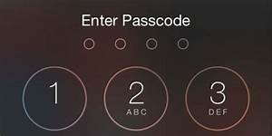 setting up email on iphone your iphone passcode may not be as effective as you think
