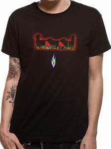 Tool Diagram Flame T Shirt