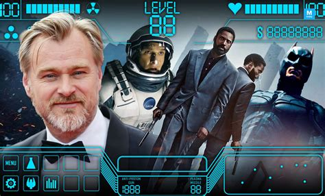 Tenet is a 2020 thriller written and directed by christopher nolan and starring john david washington as the protagonist, an operative who finds himself experiencing a different reality. Christopher Nolan's Films As Video Games? 'Tenet' Director ...