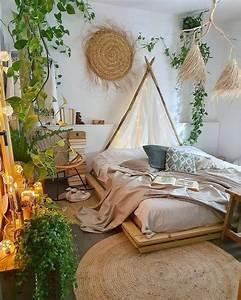 45, Romantic, Bohemian, Bedroom, Decor, Ideas