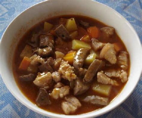 menudo recipe pinoy menudo recipe visual recipes