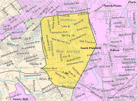 the bureau of census file census bureau map of south plainfield jersey png