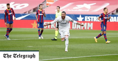 Sergio Ramos penalty helps Real Madrid sink Barcelona