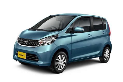 nissan japan cars nissan dayz and mitsubishi ek wagon production kicks off