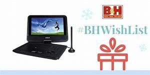 Rca 9 U0026quot  Portable Dvd  Tv Combo Player Dpdm95r B U0026h Photo Video