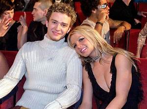 Justin Timberlake from Britney Spears' Romantic History ...