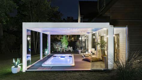 Whirlpool Garten Mit Dach by Ein Dach 252 Ber Ihrem Whirlpool Nicht Nur Gegen Regen