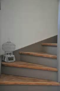 Escalier Bois Peint En Gris by Escaliers P Ge Blanche N 176 11 Smile