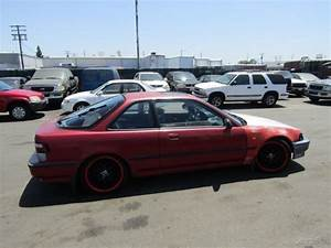 1990 Acura Integra Ls Used 1 8l I4 16v Manual No Reserve