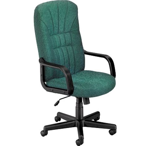 ofm 450 2339 green executive office chair high back