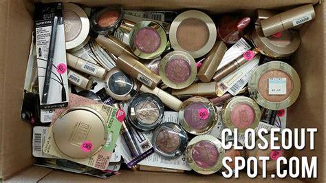 regular milani cosmetics wholesale lot closeout spot