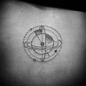 Little Orbit Small tattoo | Best Tattoo Ideas Gallery