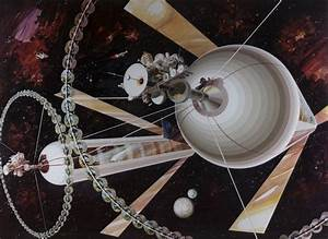 Concepts Art For Living In Space: Now And From the 1970s ...