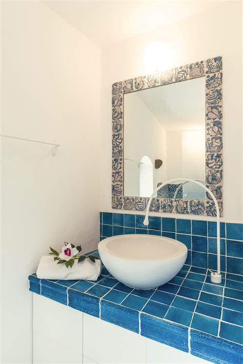 bagno maioliche bagno in cotto idee per pavimenti rivestimenti
