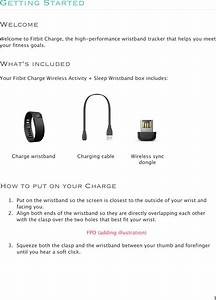Fitbit Fb404 Wireless Activity Tracker User Manual