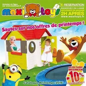 Top Jouet 2016 : catalogue maxi toys france printemps 2016 catalogue de jouets ~ Medecine-chirurgie-esthetiques.com Avis de Voitures