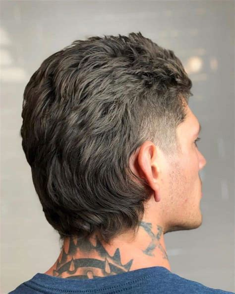 Download Mullet Haircut Boy Images
