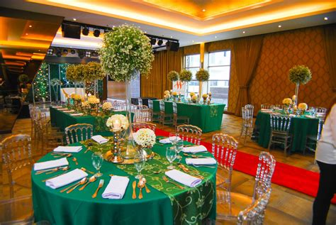 quezon city ideal wedding venues hizons catering