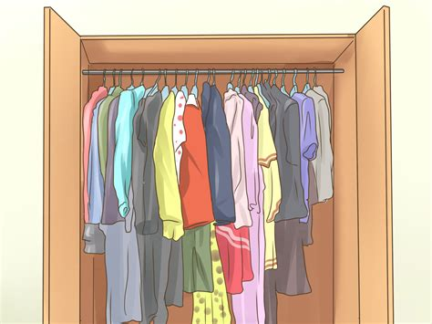 Clothes Wardrobe by How To Clean Thrift Store Clothes 10 Steps With Pictures