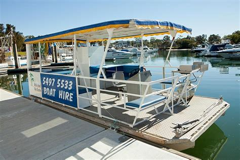 Barbie Boat Bribie Island 7 things to do on bribie island visit bribie island