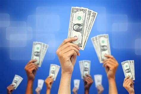 raising money  crowdfunding