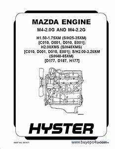 Hyster Challenger H25