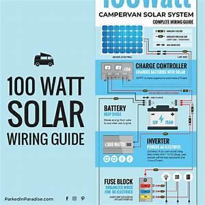 Diy Campervan Solar System Complete Guide