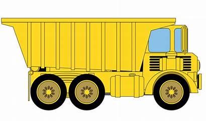 Truck Dump Clip Clipart Construction Equipment Cartoon