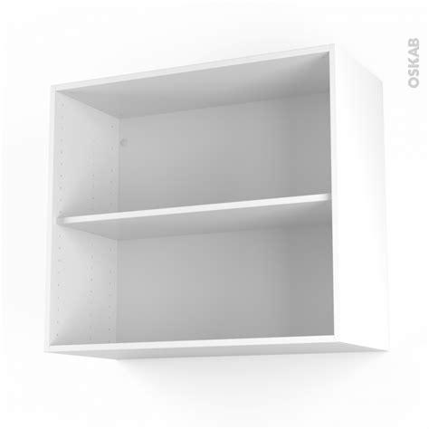 caisson meuble de cuisine caisson haut n 19 meuble de cuisine l80 x h70 x p35 cm