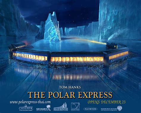 le pole express  polar express