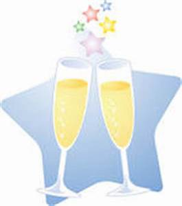 Clip Art Of A Wedding Champagne Toast | Male Models Picture