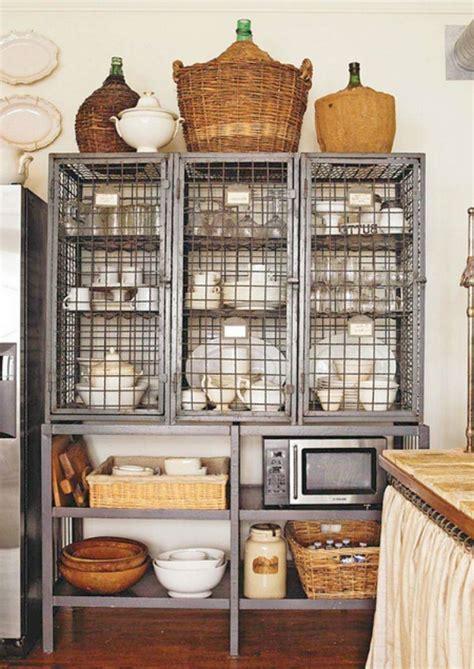 Drahtregale In Der Küche  Praktisch Und Schön Archzinenet