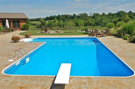 average cost  inground pool swimming pools