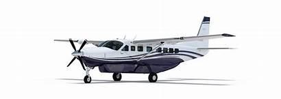Caravan Cessna Ex Grand 208b Turboprop Interior