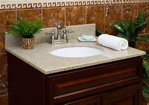 LessCare > Bathroom > Vanity Tops > Granite Tops > Wheat