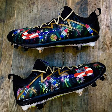 custom cleats   baseball popular  younger
