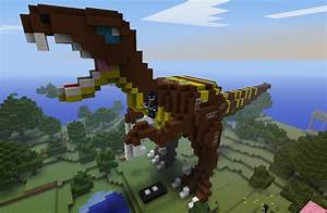 Clever Girl (Velociraptor house) Minecraft Project