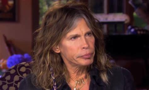 Guns Roses Member Gave Aerosmith Singer Steven Tyler