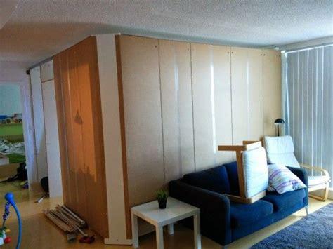 making  pax room   living room home room divider