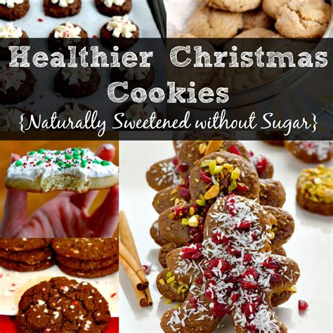 Chill dough 2 to 4 hours. 10 Healthier Christmas Cookie Recipes {Refined Sugar Free} - Simplify, Live, Love