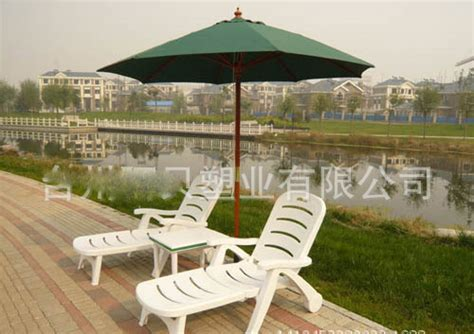 large thick white plastic chair pool lounge chair